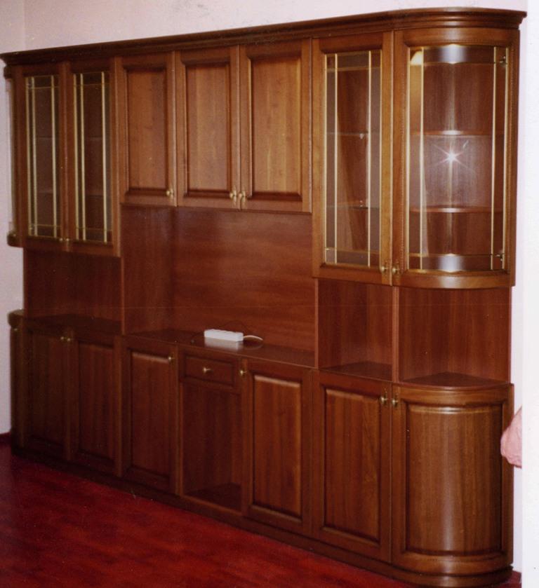 Мебель для зала. Мебельные стенки и гостиные.